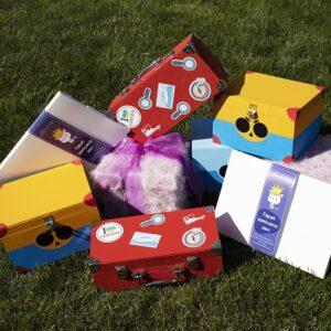 Наши коробочки
